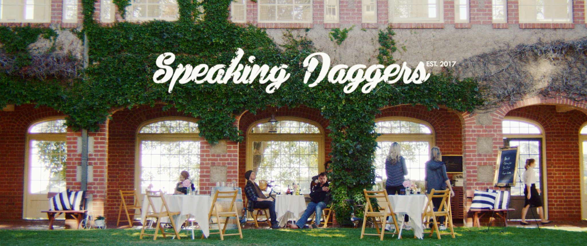 Speaking Daggers Opening Shot